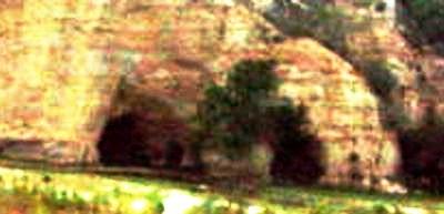 from puente las cuevas, south of los barriles, b.c., mexico - photo by Susan Smith Nash